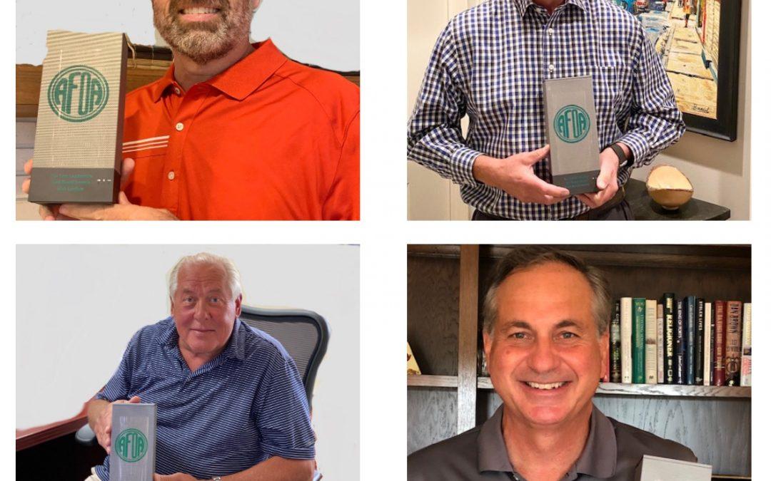 AFOA Board Members — Recognized!